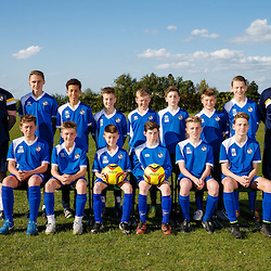 Bristol Rovers FC Academy U13 Team Photos - Photo mandatory by-line: Rogan Thomson/JMP - 07966 386802 - 13/05/2015 - SPORT - FOOTBALL - Bristol, England - Golden Hill Training Centre, Lime Trees Road.